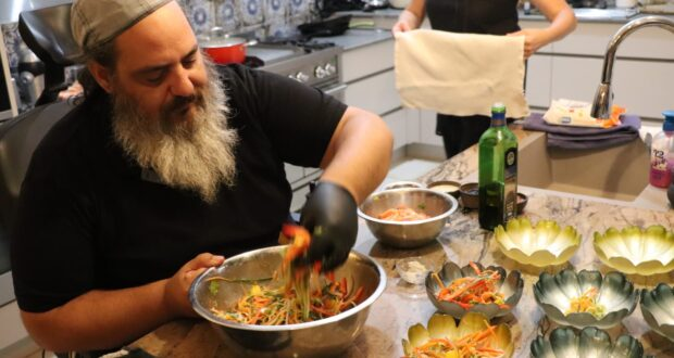 השף היושב – ארוחות שף סודיות
