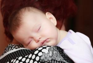 קוליק אצל תינוק