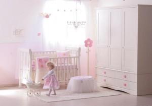 באני בי ארון נסיכה 3+מיטת תינוק אניה