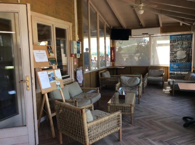 הוילג' מלון מטיילים על הירדן 14