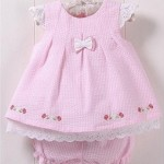 חליפת תינוקות ורודה