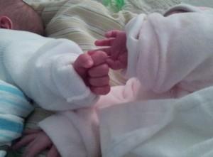 לידה תאומים