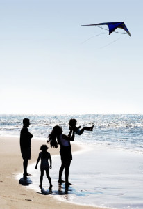 לצאת לחופשה עם ילדים