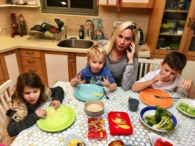 ארוחת ערב של אלופים, עם מאכלים שמכילים הכי הרבה סידן :)