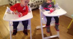 המלצה על כסא אוכל לילדים של בטיחותי