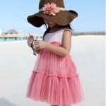 שמלה ורודה תמונה 1