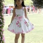 שמלה פרחונית 2-6 שנים