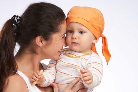 על להתחבר לתינוק ולהפוך לאמא ? לא מיד